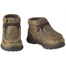 Ariat Lil Stompers Andrew Toddler Casual Shoe - TB