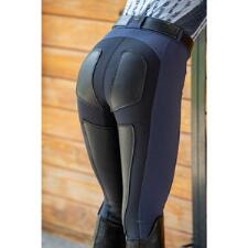 Fits PerforMAX Zip Front Full Seat Ladies Ink Breech - TB
