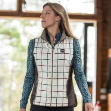 Fits Everly Reversible Ladies Vest - TB