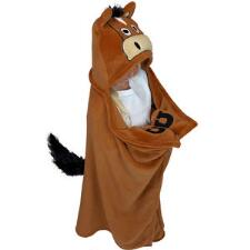 Lazy One Horse Critter Kids Blanket - TB