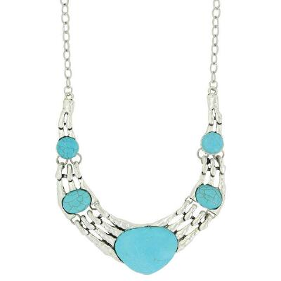 Montana Attitude Imperial Collar Turquoise Necklace