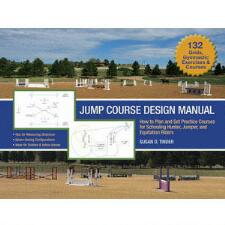 Jump Course Design Manual Spiral Hardcover Book - TB