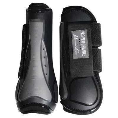 Professionals Choice Pro Performance Show Jump Boots Fronts