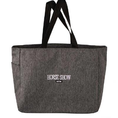 Stirrups Horse Show Mom Barn Tote