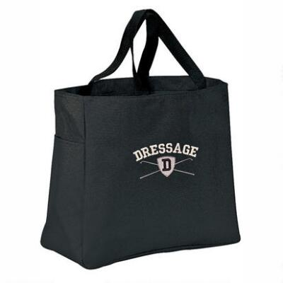 Stirrups Dressage Shield Barn Tote