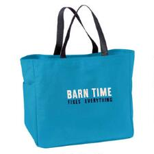 Stirrups Barn Time Tote - TB