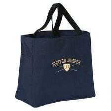 Stirrups Hunter Jumper Tote - TB