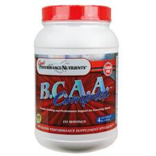 Peak Performance B.C.A.A. Complex Powder - 4 lb - TB