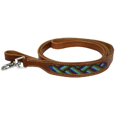 Big Country Tack Cyan Dog Leash