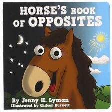 Horses Book of Opposites - TB