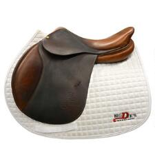 Bruno DelGrange PJ Close Contact Saddle - Used - TB