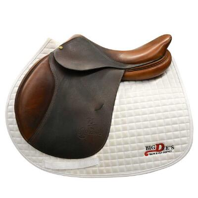 Bruno DelGrange PJ Close Contact Saddle - Used