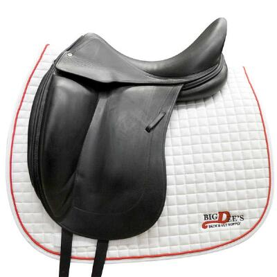 LApogee DL Monoflap Dressage Saddle  - Used