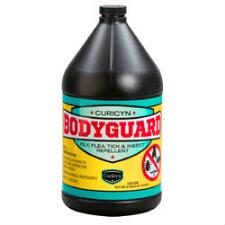 Curicyn BodyGuard Fly Insect Repellent Gallon - TB