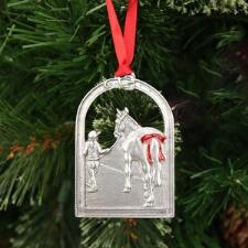 Loriece Best Friends Pewter Ornament - TB