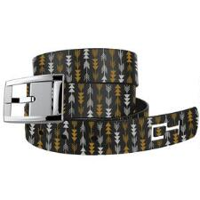C4 Pattern Belt with Coordinating Buckle - TB