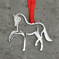 Loriece Designs Crystal Horse Ornament - TB