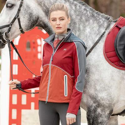 Horseware Eliza Waterproof Softshell Ladies Jacket