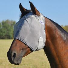 Cashel Crusader Standard Fly Mask No Ears - TB