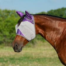 Cashel Crusader Standard Fly Mask with Ears - Seasonal Colors - TB