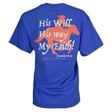 Cowgirls Unlimited His Will Ladies Tee - TB
