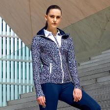 Horseware Technical Zip Front Ladies Jacket - TB