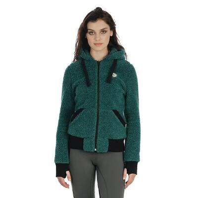 Horseware Fluffy Softie Fleece Ladies Hoodie