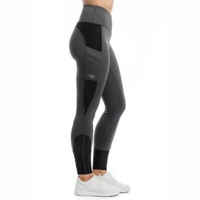 Horseware Silicon Knee Patch Ladies Riding Tights