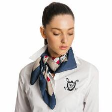 Horseware Polo Collection Ladies Silk Scarf - TB
