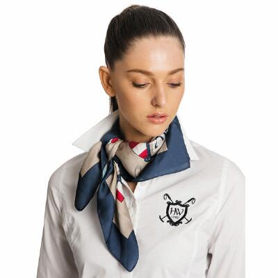 Horseware Polo Collection Ladies Silk Scarf