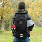 Country Pride Riders Deluxe Black Backpack - TB