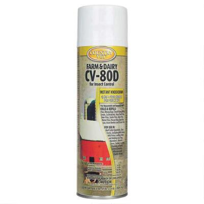 Cv-80d Farm & Dairy Fly Spray 18.5oz