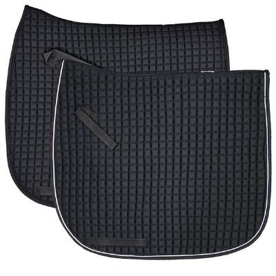 Cotton Quilted Extra Long Dressage Pad