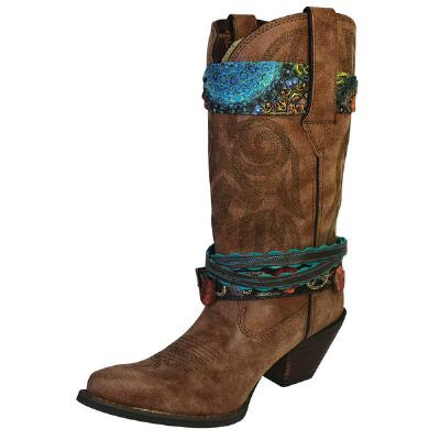 Crush Accessory Ladies Western Boot