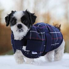 Country Pride Tartan Plaids Dog Blanket - TB