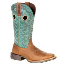 Durango Lady Rebel Pro Teal Ladies Western Boot - TB