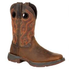 Durango Lady Rebel Brown Ladies Western Boots - TB