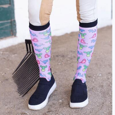 Dreamers and Schemers Cactus Boot Socks Pair and A Spare
