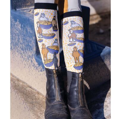 Dreamers and Schemers Pony Mac 2.0 Boot Socks Pair and A Spare