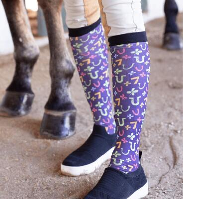 Dreamers and Schemers Mare Goods Lucky Boot Socks Pair and A Spare