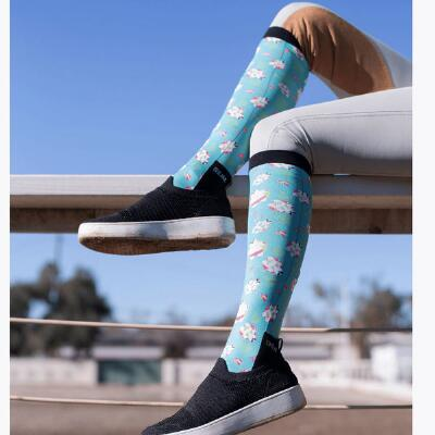 Dreamers and Schemers Beach Body Boot Socks Pair and A Spare