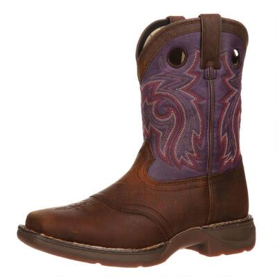 Durango Lil Rebel Square Toe Girls Western Boot