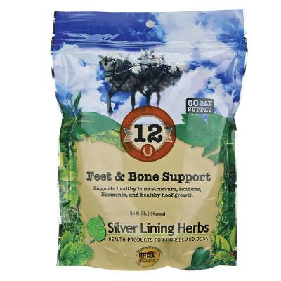Silver Lining Herbs 12 Feet and Bone Support 1 lb
