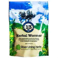 Silver Lining Herbs Herbal Wormer 1 lb - TB