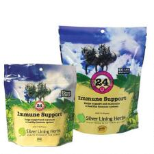 Silver Lining Herbs 24 Immune Support - TB