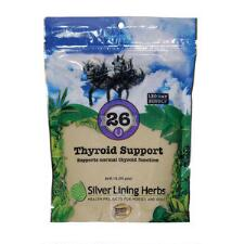 Silver Lining Herbs 26 Thyroid Support 1 lb - TB