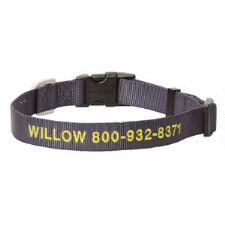 Custom Embroidery Snap-N-Go Dog Collar - TB
