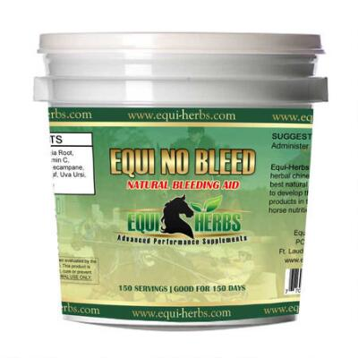 Equi-No Bleed 150 Day Supply