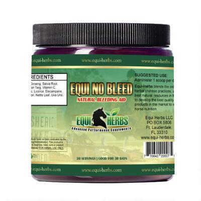 Equi-No Bleed 30 Day Supply