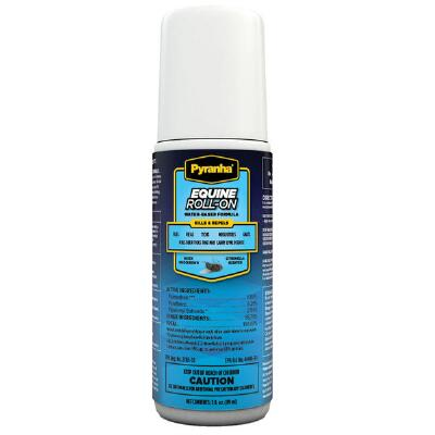 Pyranha Equine Roll On Fly Repellent